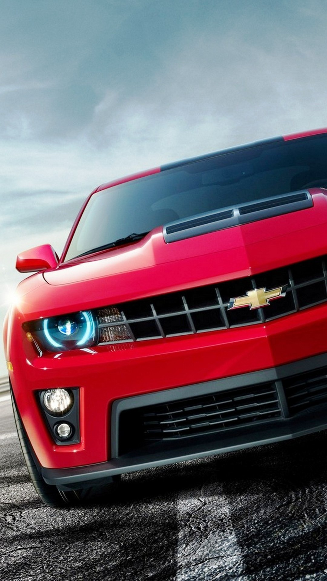 Car Wallpaper For Android With High Resolution Pixel Chevrolet Camaro Zl1 1080x1920 Download Hd Wallpaper Wallpapertip