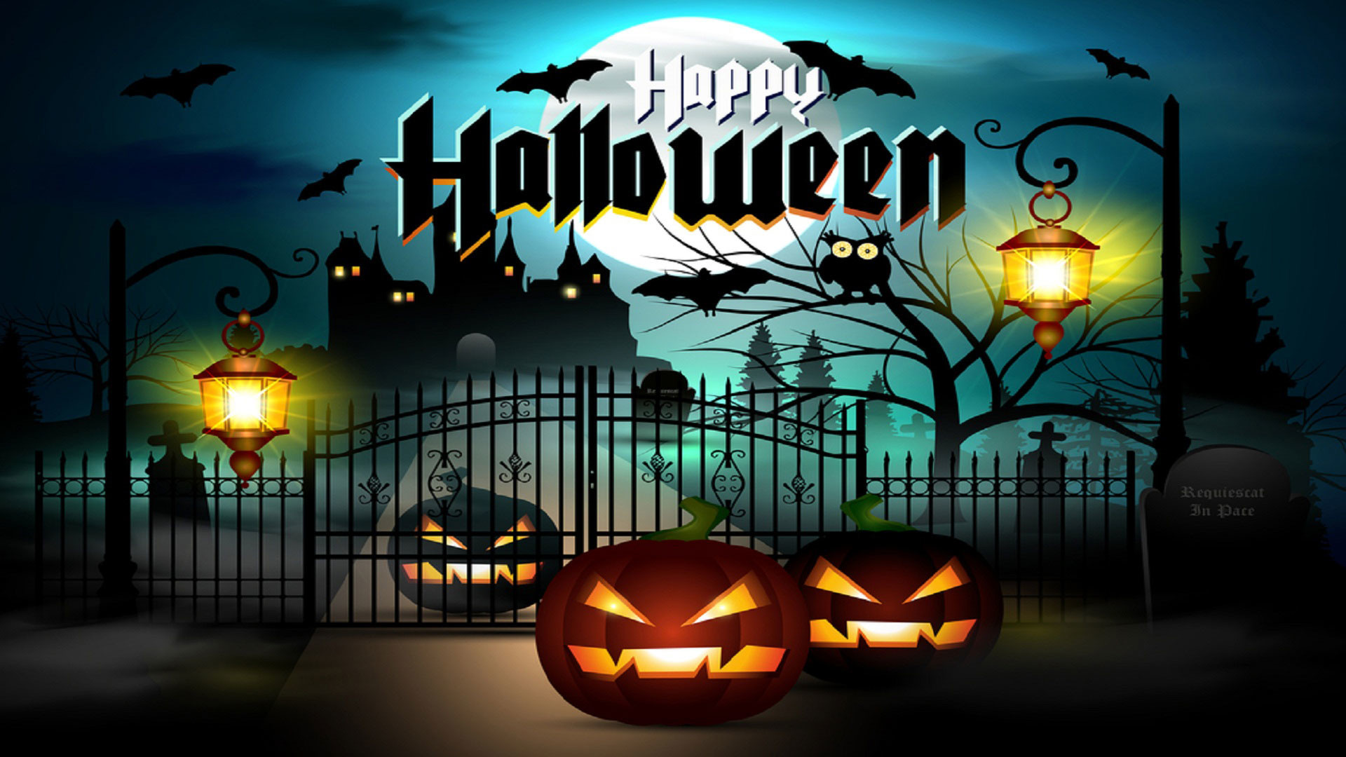 Really Cool Halloween Wallpapers