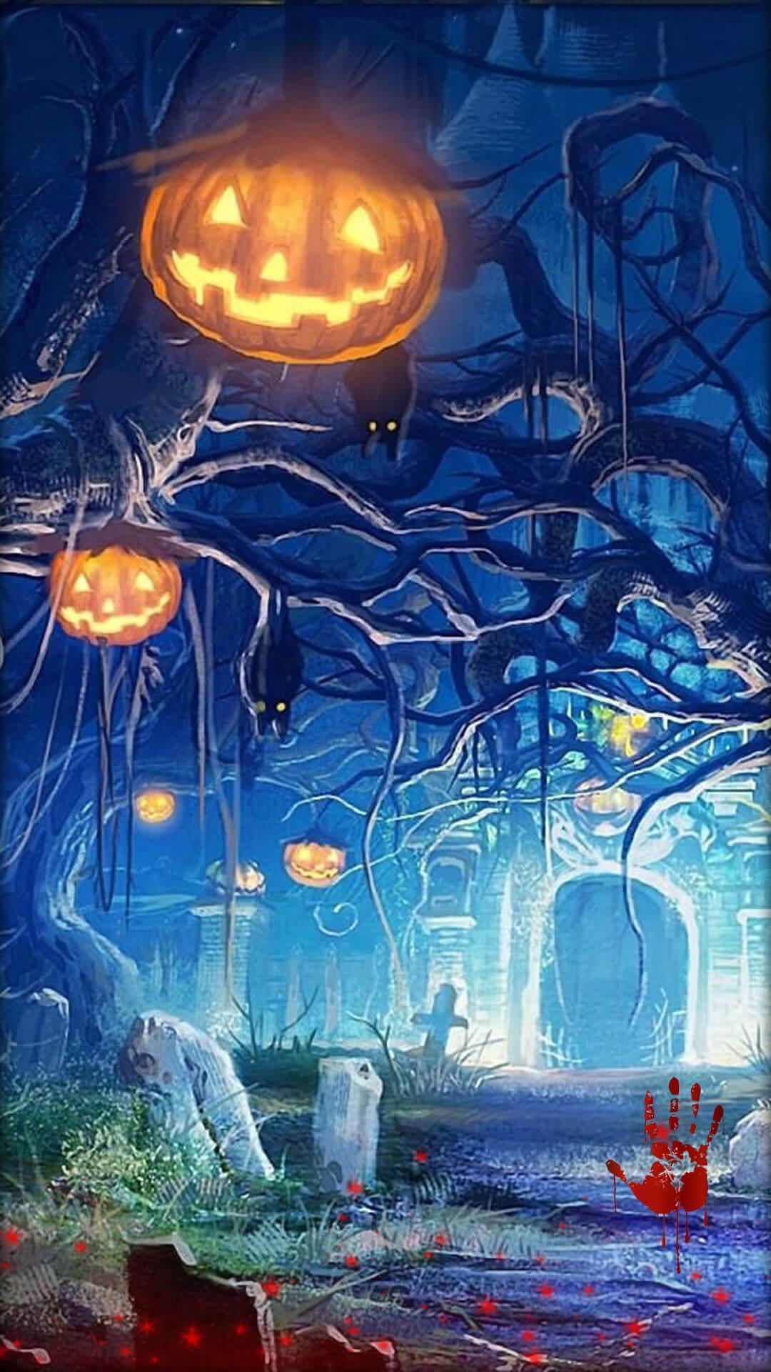 Scary Live Wallpaper - 1080x1920 - Download HD Wallpaper ...