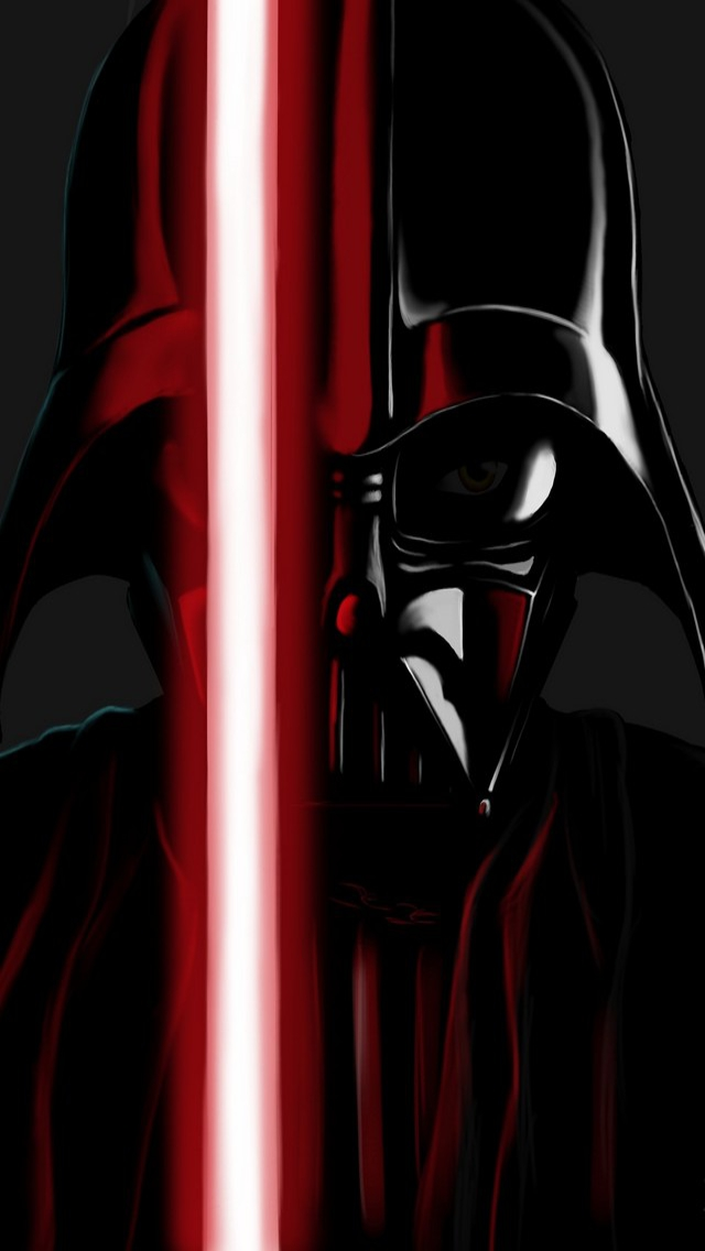Download Hd Star Wars Darth Vader Iphone Wallpapers 640x1136 Download Hd Wallpaper Wallpapertip