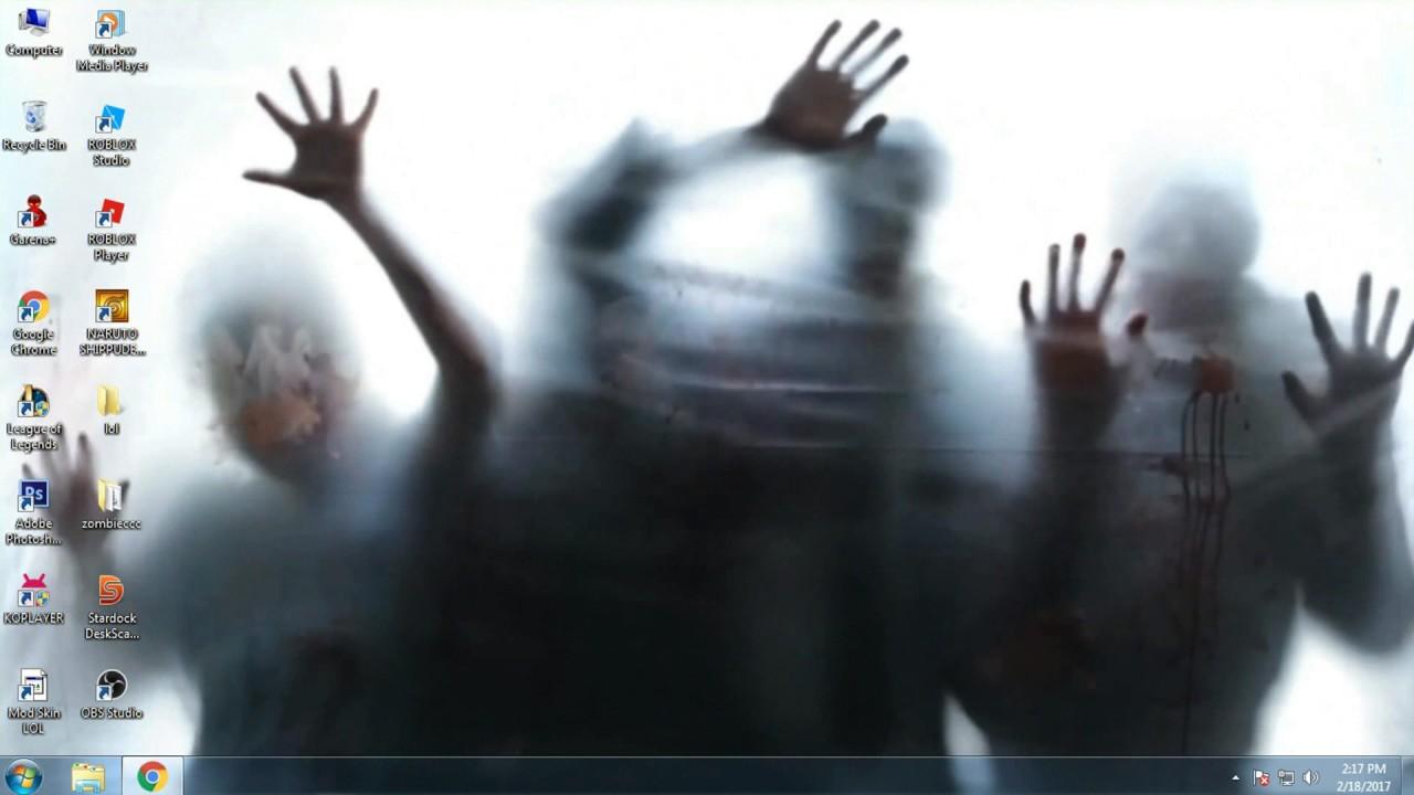 Zombie Live Wallpaper - 1280x720 - Download HD Wallpaper ...