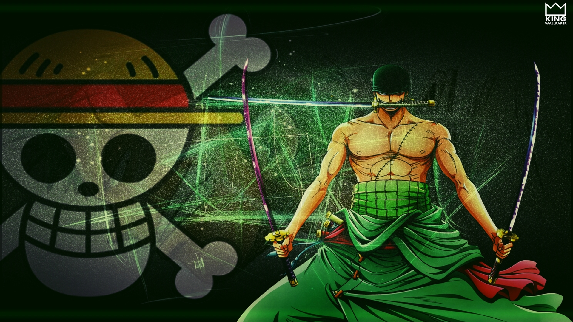 860839 Title Zoro Roronoa Anime One Piece Roronoa Zorro One Piece Hd 1920x1080 Download Hd Wallpaper Wallpapertip