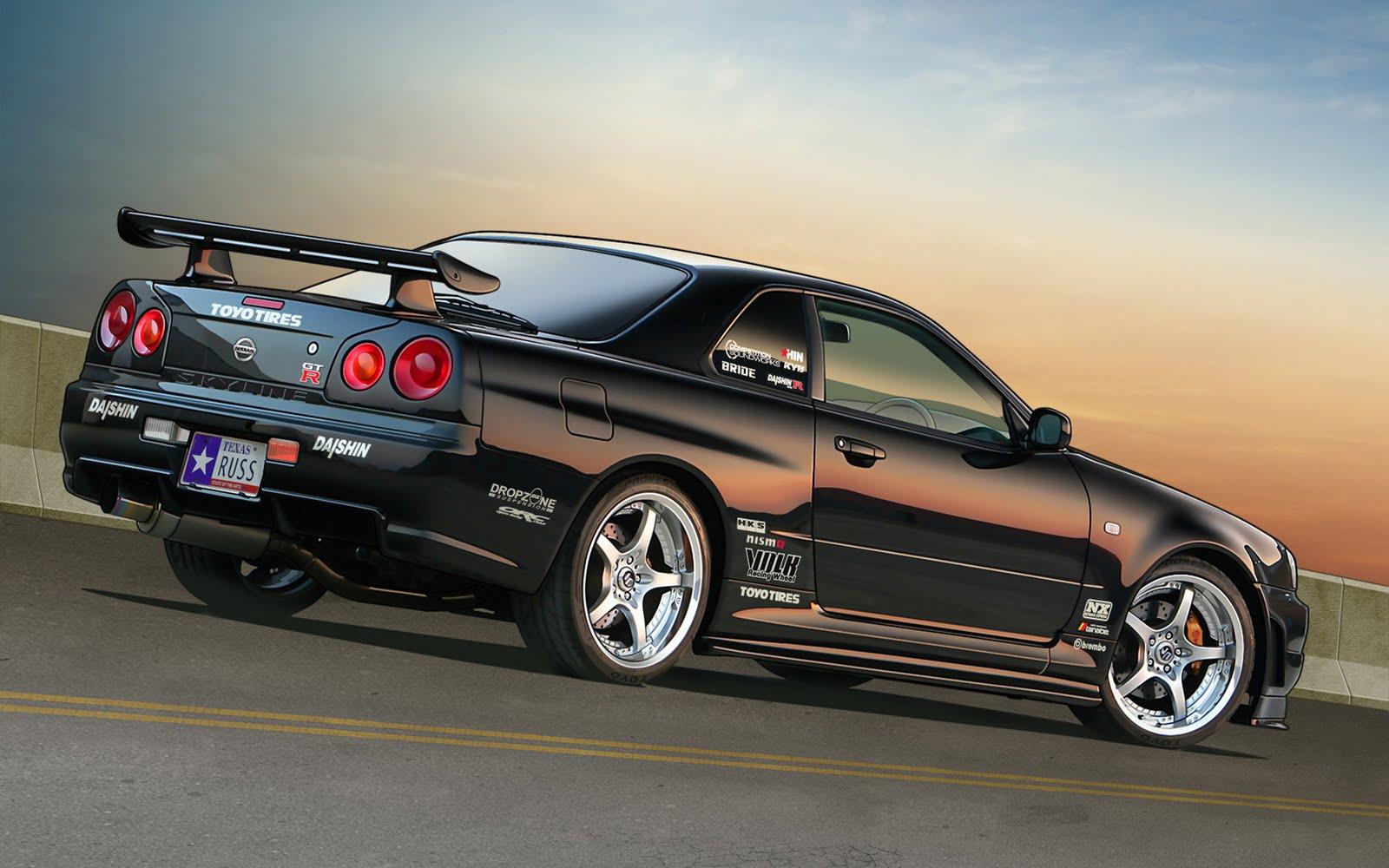 Nissan Skyline Fondos De Pantalla Hd Fondo De Pantalla De Carros 1600x1000 Wallpapertip