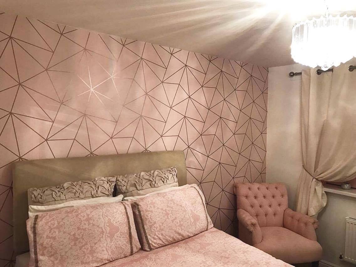 Rose Gold Soft Pink Gold Bedroom Decor 1136x852 Download Hd Wallpaper Wallpapertip