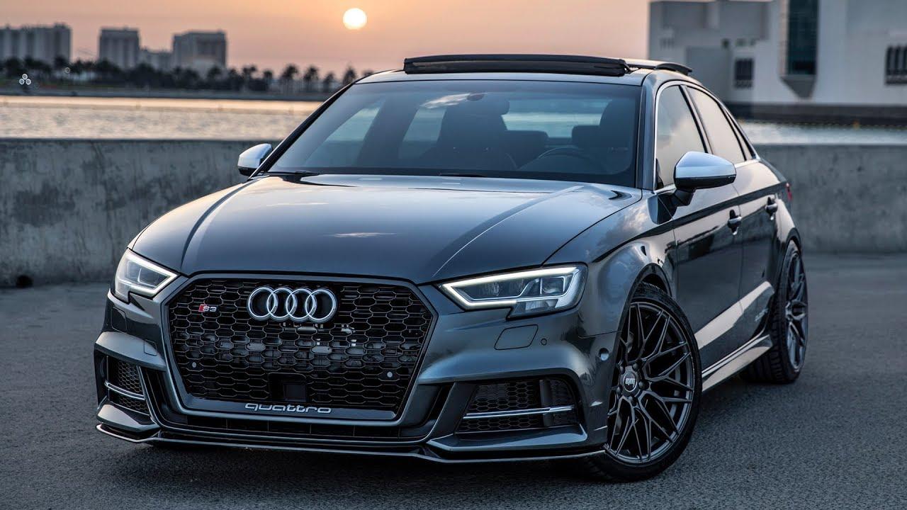 2019 Audi Rs3 Daytona Grey 1280x720 Download Hd Wallpaper Wallpapertip