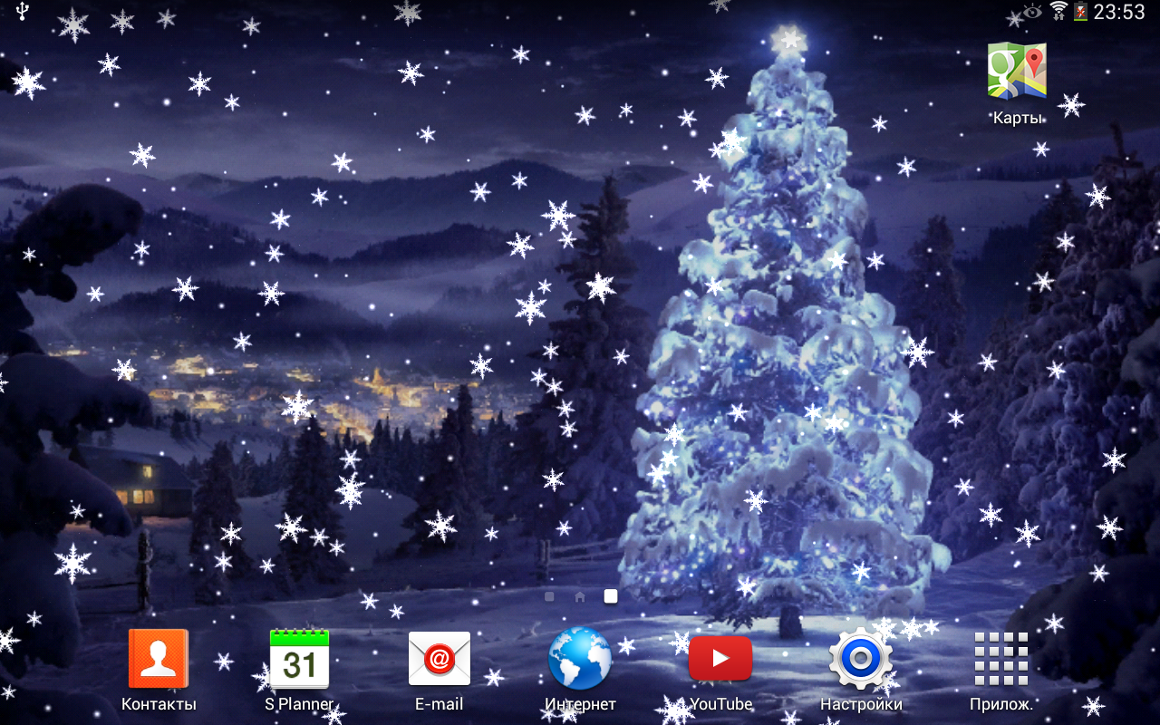 Christmas Wallpaper Android Apps On Google Play Christmas Live Wallpaper For Windows 10 1280x800 Download Hd Wallpaper Wallpapertip