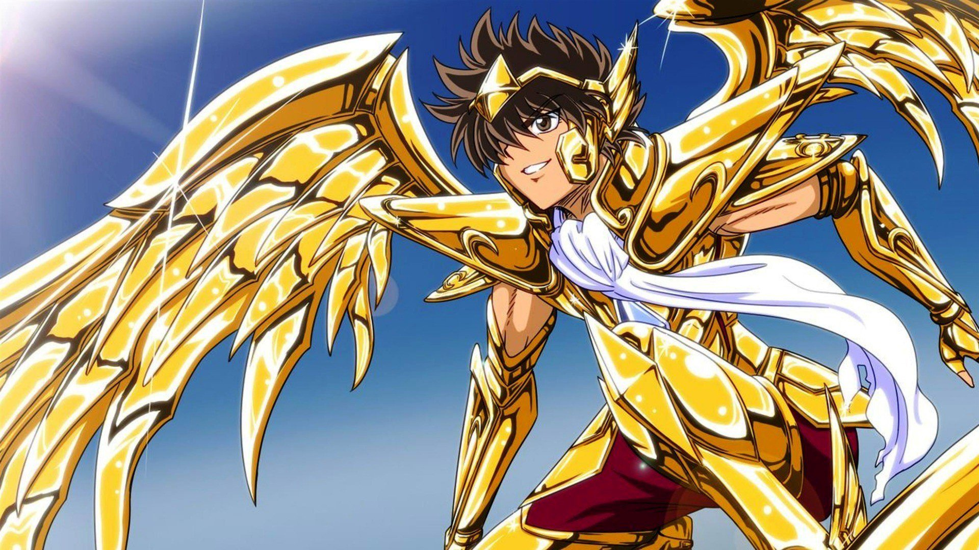 Caballeros Del Zodiaco Fondo Hd Saint Seiya Seiya 1920x1080 Download Hd Wallpaper Wallpapertip