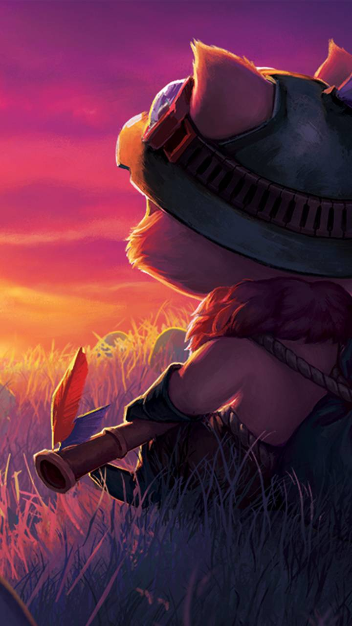 Teemo Teemo Wallpaper Phone 720x1280 Download Hd Wallpaper Wallpapertip