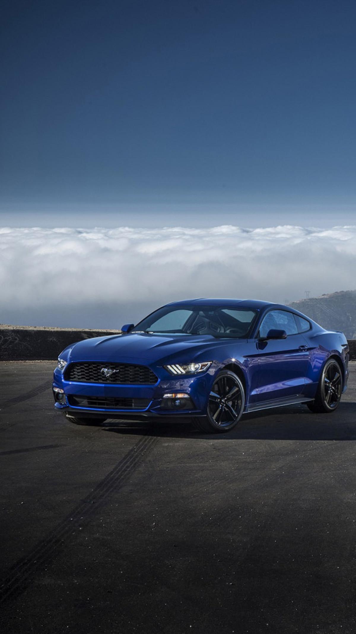 Ford Mustang Mustang Fondo De Pantalla Para Iphone 1200x2133 Wallpapertip